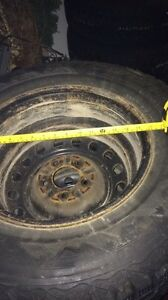 2 sets of winter tire  London Ontario image 2