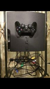 PS3 with games!! Windsor Region Ontario image 2