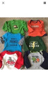 HUGE LOT BABY BOY ALL CARTERS FALL WINTER