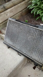 radiator for toyota tecel Kitchener / Waterloo Kitchener Area image 1