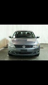 2011 Volkswagen Jetta 2.5L Highline sedan