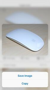 Apple Wireless Bluetooth Mouse