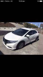 Honda Civic VTIS 5 speed Hatchback  2013 Manual Immaculate