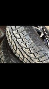 Ipike winter tires 255/65r17 London Ontario image 4