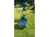 Lawnmower quad cast Suffolk punch 30