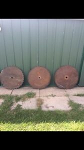 2 Buzz Saw Blades  London Ontario image 5