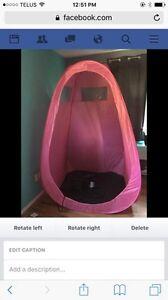 Spray tan machine &tent Prince George British Columbia image 1