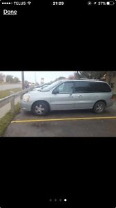 Ford Freestar 06 Automatic