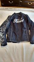 Motorcycle Jacket, Helmet, Leather Chaps