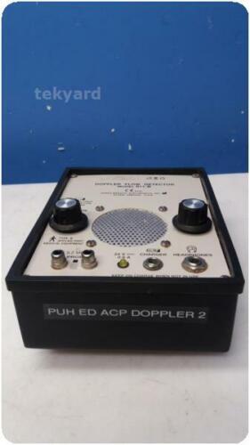 PARKS MEDICAL ELECTRONICS 811-B ULTRASONIC DOPPLER FLOW DETECTOR % (276455)