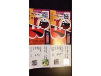 NFL Tickets at Wembley Stadium