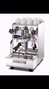 Cheap Brand New 1 Group Expobar Minore Dual Boiler Coffee Machine Roselands Canterbury Area Preview