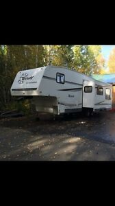 2006 29.5' BH Terry Fleetwood Fifth Wheel