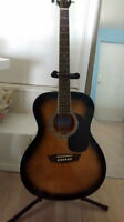 George Washburn Acoustic Guitar