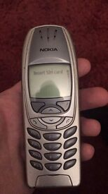 Nokia 6310i old school mobile phone, not iphone not smartphone