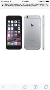 I phone 6 in perfect condition ! Rogers  Kitchener / Waterloo Kitchener Area image 1