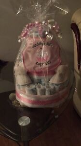 Baby Shower Gifts (Diaper Cakes)