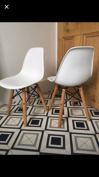 Charles Eames style kids childrens chairs