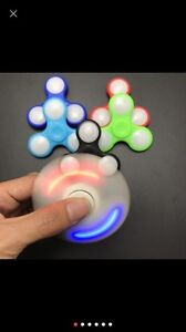 LED Fidget Spinner New