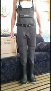 L.L.Bean Women's Insulated Chest Waders