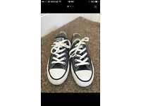 CONVERSE ALL STAR - NAVY - SIZE 3