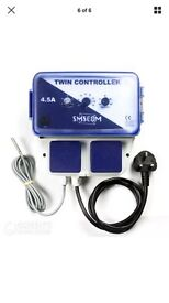 SMS 4.5 amp twin controller