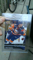 JOHN TAVARES YOUNG GUNS ROOKIE OVERSIZED CARD FOR SALE 50