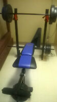 bench press without bar or weights