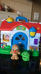 Fisher price singing house