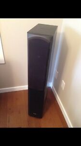 Speakers, sub and receiver