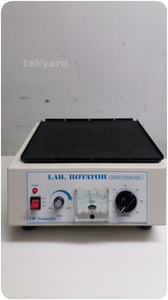 LW SCIENTIFIC 2100A  LAB ROTATOR % (241755)