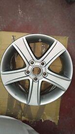 Wheel refurb