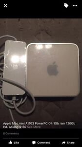 G4 Mac Mini Computer (Apple)