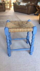 Vintage stool.