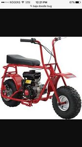 WANTED- mini bike any type for cheap