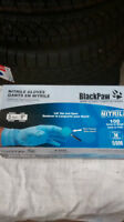 BLACKPAW NITRILE GLOVES 12.00