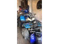 Yamaha moto4 250 farm quad
