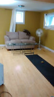 ABOVE GROUND NEWLY RENOVATED 2 BEDROOM APARTMENT..