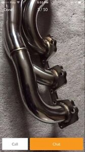 B8 S4 3.0T Long Tube Headers Stratford Kitchener Area image 9