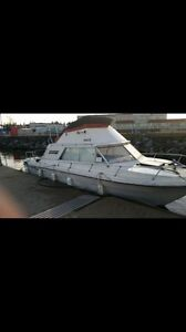 Cabin cruiser to swap / trade Campbell River Comox Valley Area image 1