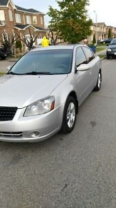 2006 Nissan Altima 2.5 5Speed Manual