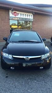 2008 Honda Civic LX SEDAN. LOW KMS! AUTO. CERTIFIED AND ETESTED. Kitchener / Waterloo Kitchener Area image 9