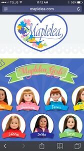 Wanted: Maplelea Dolls and Accessories