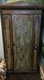 Kitchen / hall , Antique French coat cupboard