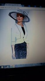 Condici Mother of the Bride Outfit with Hatinater