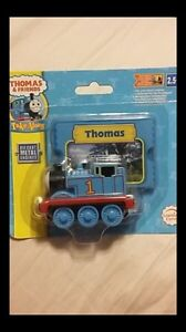 Cast Metal Take Along Thomas and Rare Smelter Shed Cargo Car
