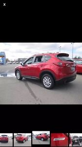 First-hand 2014 Mazda CX-5 GS RED