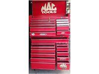 """Mac 40"""" stack tool box"""