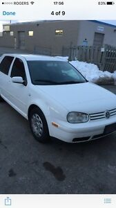 2006 VW City Golf