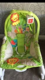 Fisher price rain forest bouncer